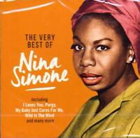 NINA SIMONE THE VERY BEST OF (NEW SEALED CD)