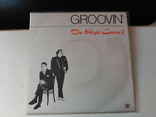 SINGLE THE STYLE COUNCIL - GROOVIN' - POLYDOR UK 1984 VG+
