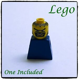 LEGO Minifigure Head, Sports Player, Yellow ~1 included~