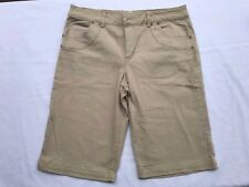 Rockmans Shorts Womens Size 14 Fawn