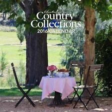 Australian Country Collections 2017 Wall Calendar by Paper Pocket