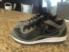 Nike Air Max 360 BB Low Cool Grey Black Mens Size 13 441947-003
