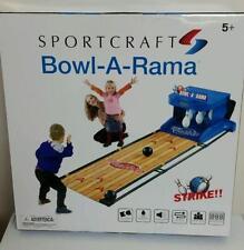 Sportcraft Bowl-A-Rama Bowler Bowling Arcade Game Bowlercade