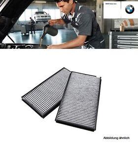 Original BMW 2er À F45 2er Gt F46 Microfiltre Filtre à Charbon Actif 64116823725
