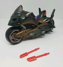 Teenage mutant ninja turtles bad boy moto pyscho bike 2004 TMNT rare complete