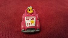 """1985 MCDONALD'S HAPPY MEAL """"BIRD THE EARLY """" IN CAR DIRT CHEAP"""