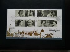 2006 QUEEN BIRTHDAY  FDC SIGNED BY SIR RICHARD JOHNS LTD TO 275