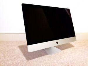 "Apple iMac 27"" Retina i5 Quad Core (Late 2014 / iMac15,1)"