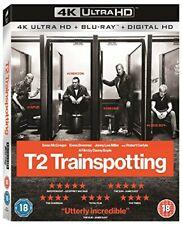T2 Trainspotting [4K Ultra HD + Blu-ray + Digital] [2017] [Region Free] [DVD]