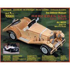 Holzbausatz Mercedes - 3D Puzzle
