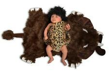 Caveman Swaddle Wings Infant Baby Newborn Costume 0-3 Months NEW