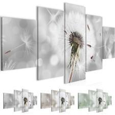 Wand Bilder Wohnzimmer Pusteblume - Moderne Bilder - Wanddeko Kunstdruck
