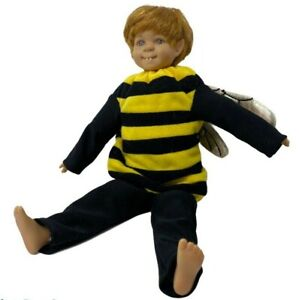 Madi The Magical Fairy Itty Bitty Toy Company Sneakaboo Boy Doll Bee Costume