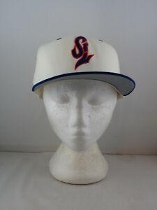 St Lucie Mets Hat (VTG) - Pro Model by New Era - Adult Snapback