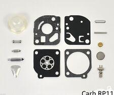 Poulan Craftsman WeedEater Blower DR125 ZAMA RB-47 Carburetor Repair Kit CABRP11