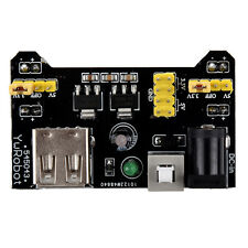 Modulo Alimentacion Breadboard Protoboard Arduino Electronica P7