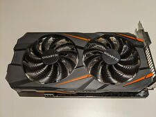 GIGABYTE NVIDIA GeForce GTX 1060 Windforce OC 6GB PCIe Video Card