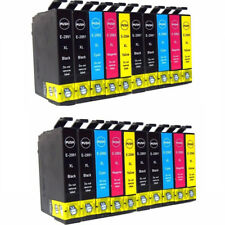 Cartucce Alternative compatibili 10 per Epson T2991-992-993-994 (4x Black 2 CIA