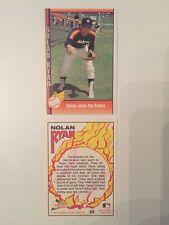 1991 Pacific Nolan Ryan Texas Express #35