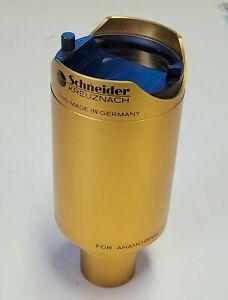 Schneider Kreuznach Super Cinelux Anamorphic 2X MC Lens 75mm 70mm