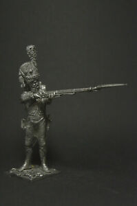 Tin soldier figure Regiment of Foot Rangers of the Old Imperial Guard 54 mm