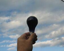 new 60w BLACK LIGHT BULB 60 WATT A19 blacklight blue 60A19/BLB Sylvania purple