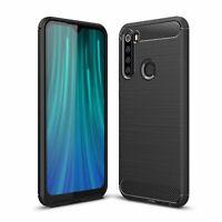 Xiaomi Redmi Note 8 Case Phone Cover Protective Case Protective Case Carbon Grey