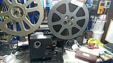 16mm Film Projector Bell And Howell TQ3 With New Worm Gear Fitted