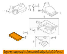 FORD OEM Engine-Air Cleaner Filter Element 7T4Z9601A