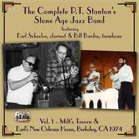 Complete P.T. Stanton's Stone Age Jazz Band – CD Vol 1