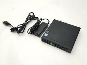 HP Prodesk 400 G2 Mini Intel i5-6500t 2.50GHz 4GB 500GB Win 10 Pro Computer