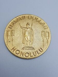 Hawaii Dollar Honolulu Excellent Condition Coin United States