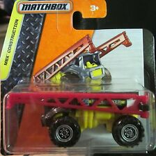 Matchbox MBX Construction Rain Maker 42/120 Short Card (BBDMG09)