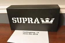 Brand New Supra Footwear display sign
