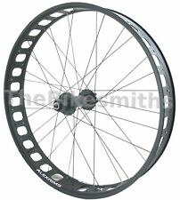 Alex Blizzerk 90 REAR 190mm Quick Release Tubeless Ready Fat Bike Wheel