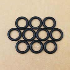 10Pcs / OD 35mm  ID 25mm / Section 5mm Rubber O-Ring gaskets