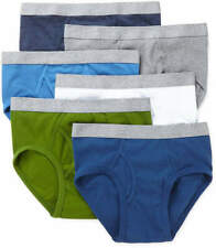 Stafford mens Low Rise briefs underwear 6 pairs Colors