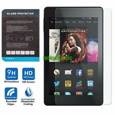Tempered Glass Screen Protector for Amazon Kindle Fire HD 7 Inch 2014 Tablet