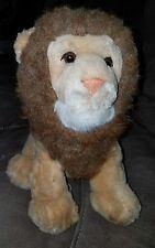 "24K Special Effects Polar Puff CUTE lion 14"" Plush STUFFED ANIMAL Toy vintage"