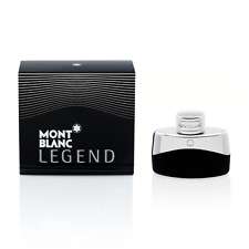 LEGEND BY MONT BLANC FOR MEN-EDT-SPRAY-1.0 OZ-30 ML-AUTHENTIC-MADE IN FRANCE