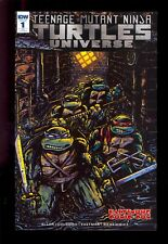 TEENAGE MUTANT NINJA TURTLES UNIVERSE #1 BALTIMORE COMIC CON VARIANT COMIC KINGS