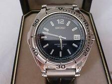 SEIKO Sports/Dress 100m 7N42-6B40 Watch *New Old Stock*