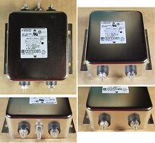 TE CORCOM F4041Z EMI FILTER 40A 120V/250V 50-60Hz 1PH 40VK6 LINE 30A 10A RFI NEW