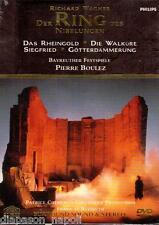 Wagner: Der Ring Des Nibelungen / Pierre Boulez, Bayreuther - DVD Philips