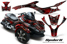 CAN-AM BRP SPYDER RS GS GRAPHICS KIT CREATORX DECALS SPIDERX RR