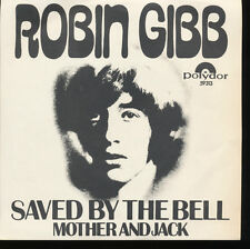 Robin Gibb (Bee Gees) Saved By The Bell Belgium Import 45 With Insert