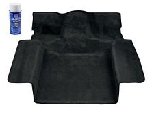 1986-1994 Suzuki Samurai Deluxe Carpet Kit Black (cut out for roll cage)