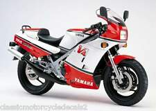 YAMAHA RD500 RD500LC PAINTWORK DECAL SET
