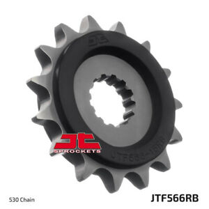 Suzuki GSF600 Bandit (1996 to 2004) JT Rubber Cushioned Front Sprocket 15 Tooth
