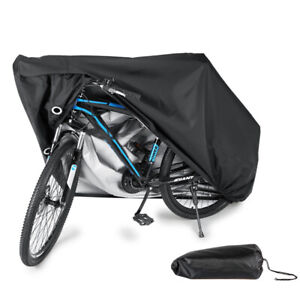 Bike Cover  Heavy Duty 210T UV Protection Bicycle Waterproof  Outdoor